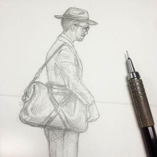 Tumi Drawing