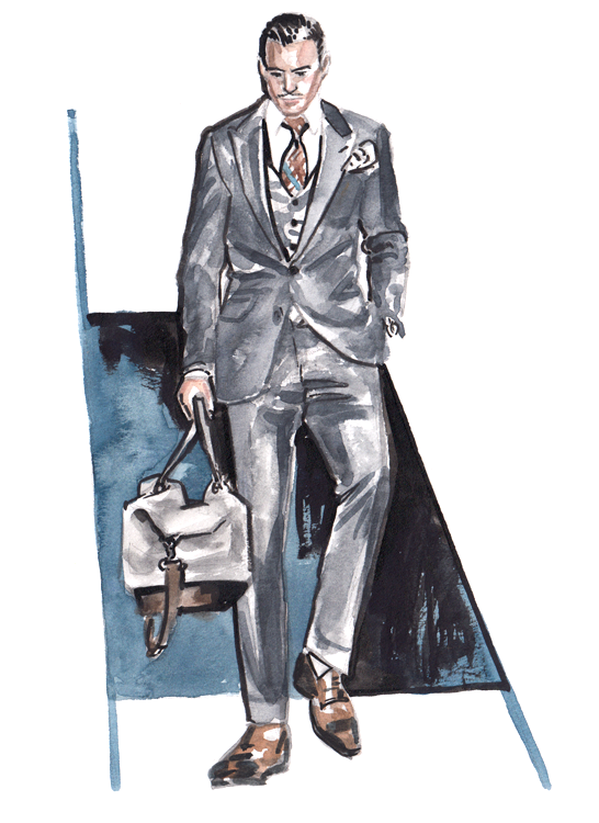 Daily Fashion Illustration Aleks Musika