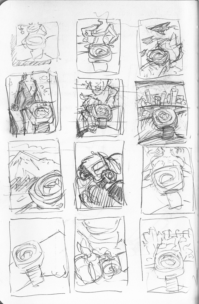 Wristi SevenFriday sketches