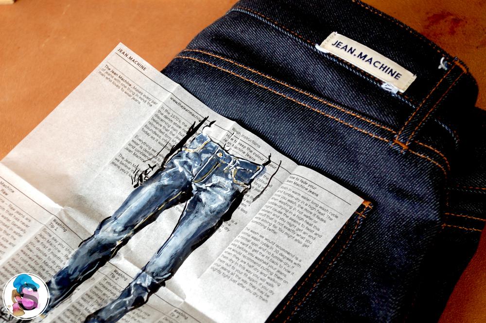 Jean Machine Jeans