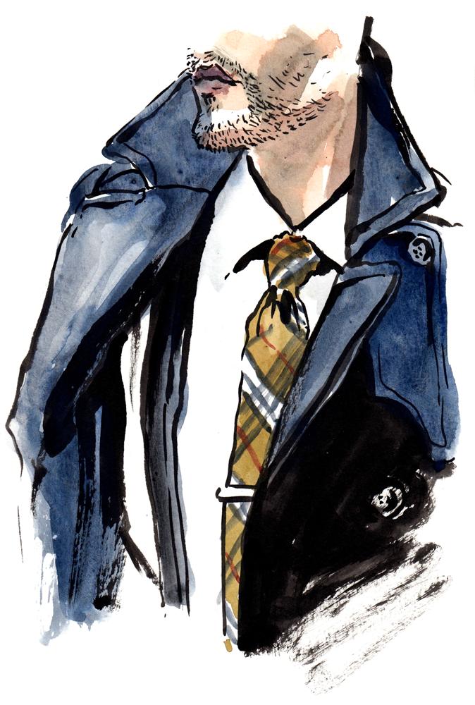 Kory Stevens of Taft Clothing