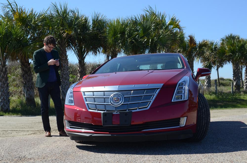 DistrictDrive Cadillac ELR in Galveston
