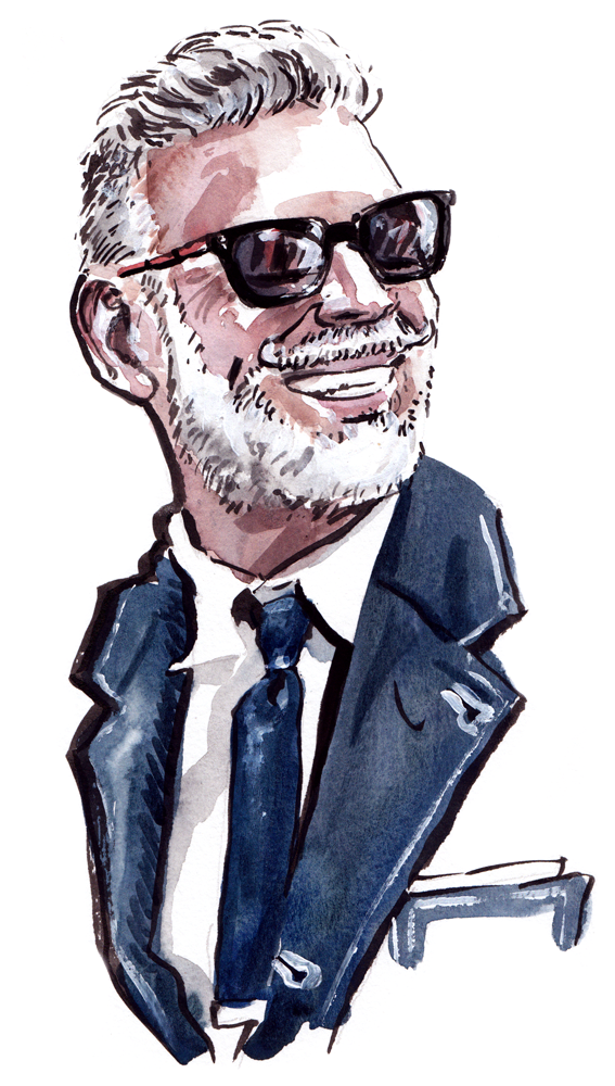 Nick Wooster Illustration
