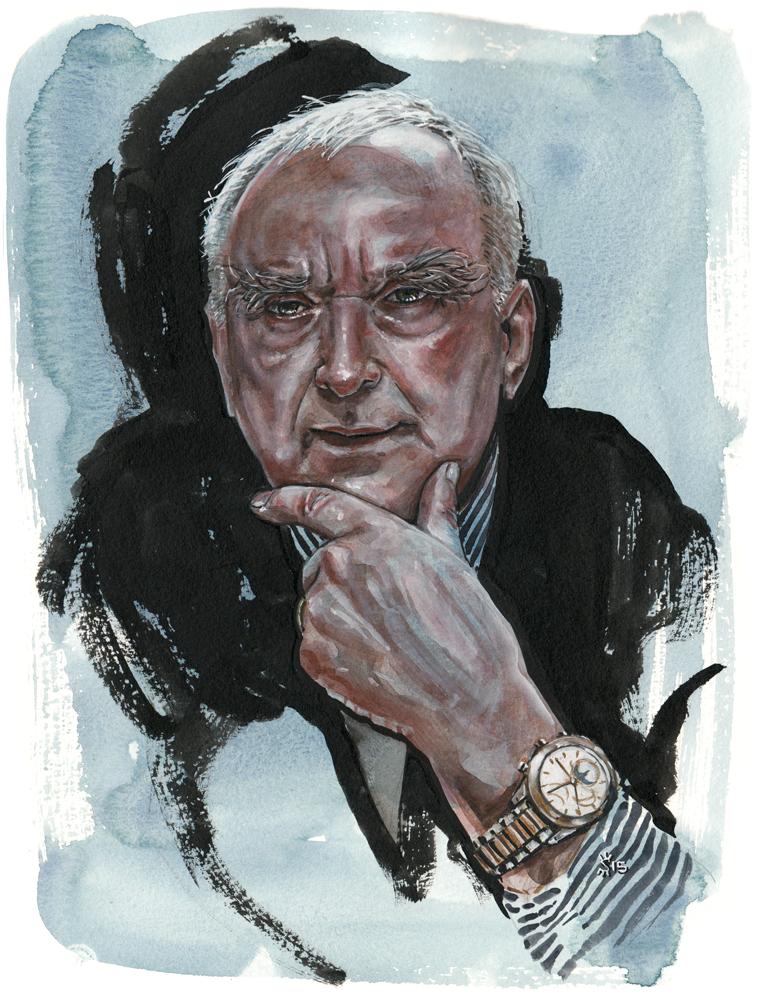 Walter Von Kanel portrait