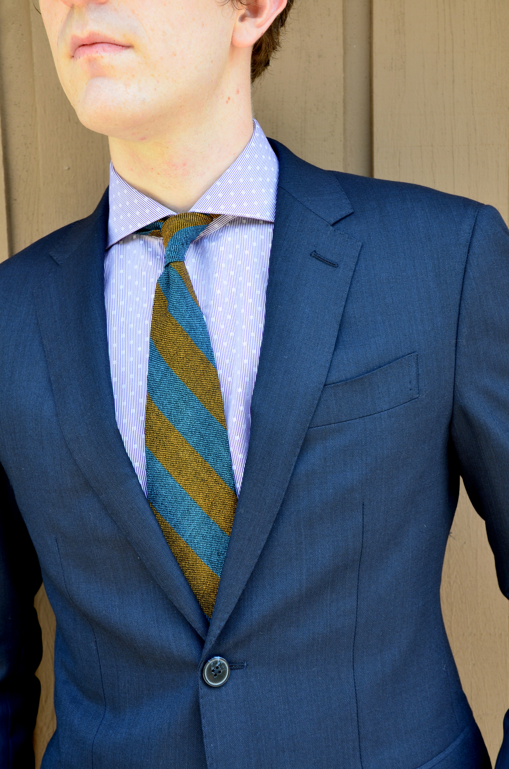 Andre Phillipe Suit vintage tie