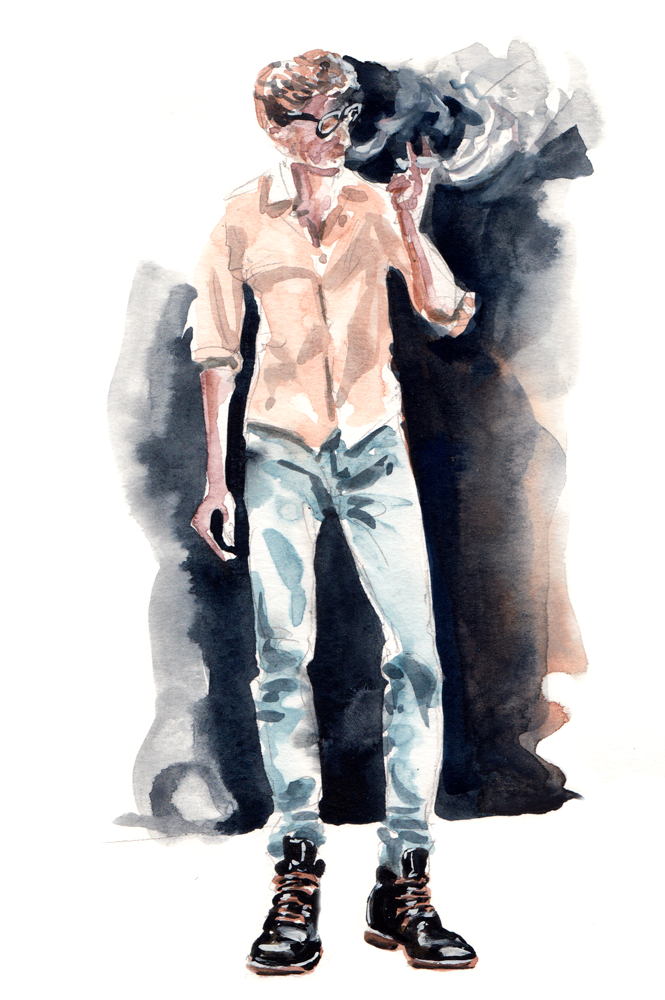 Tawny Goods editorial illustration