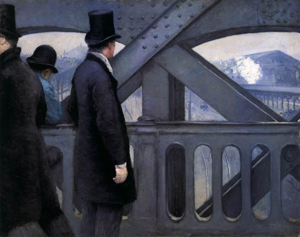 Le Pont de l'Europe (1876-1877), 'The Bridge of Europe'