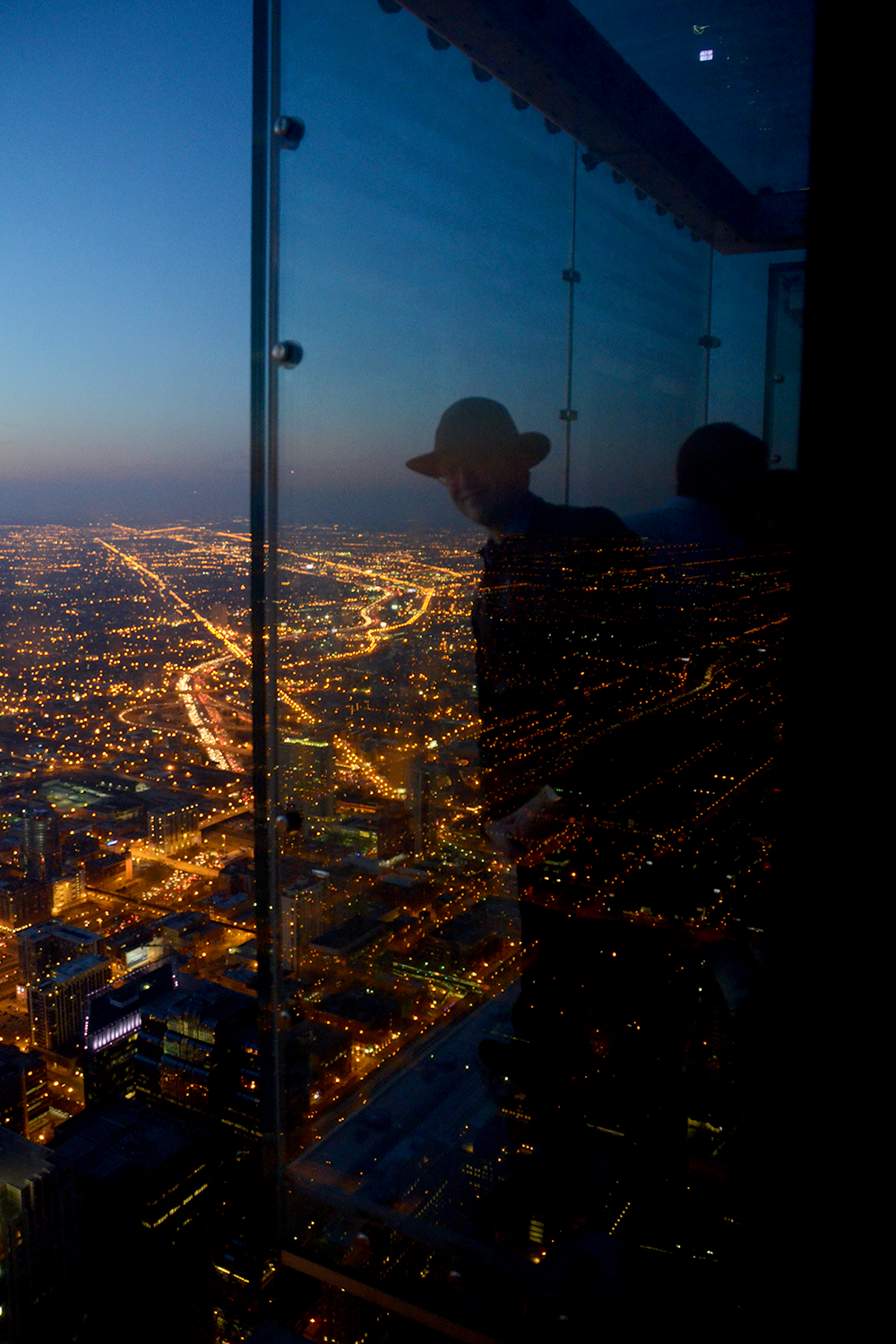 The Ledge, Skydeck Chicago