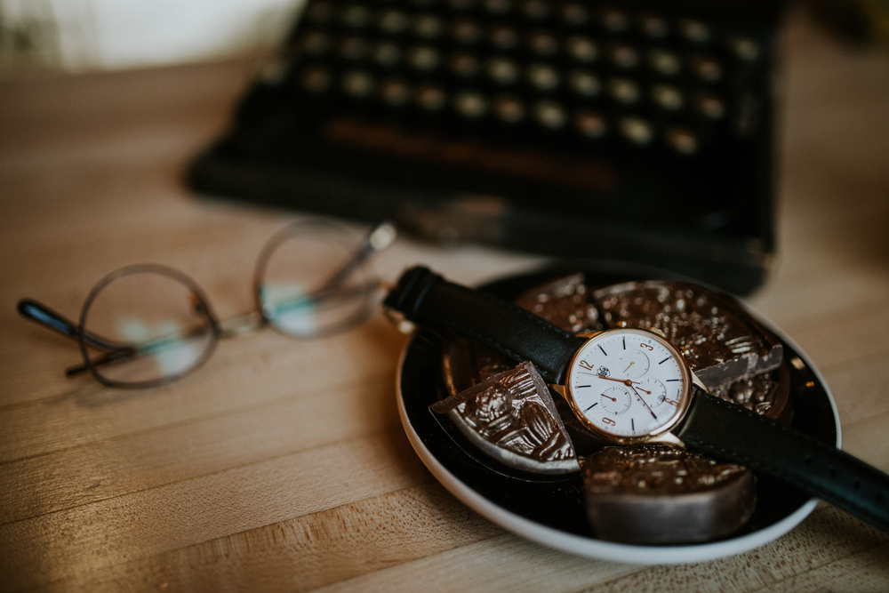 Mokaya Chocolate and DUFA Watches