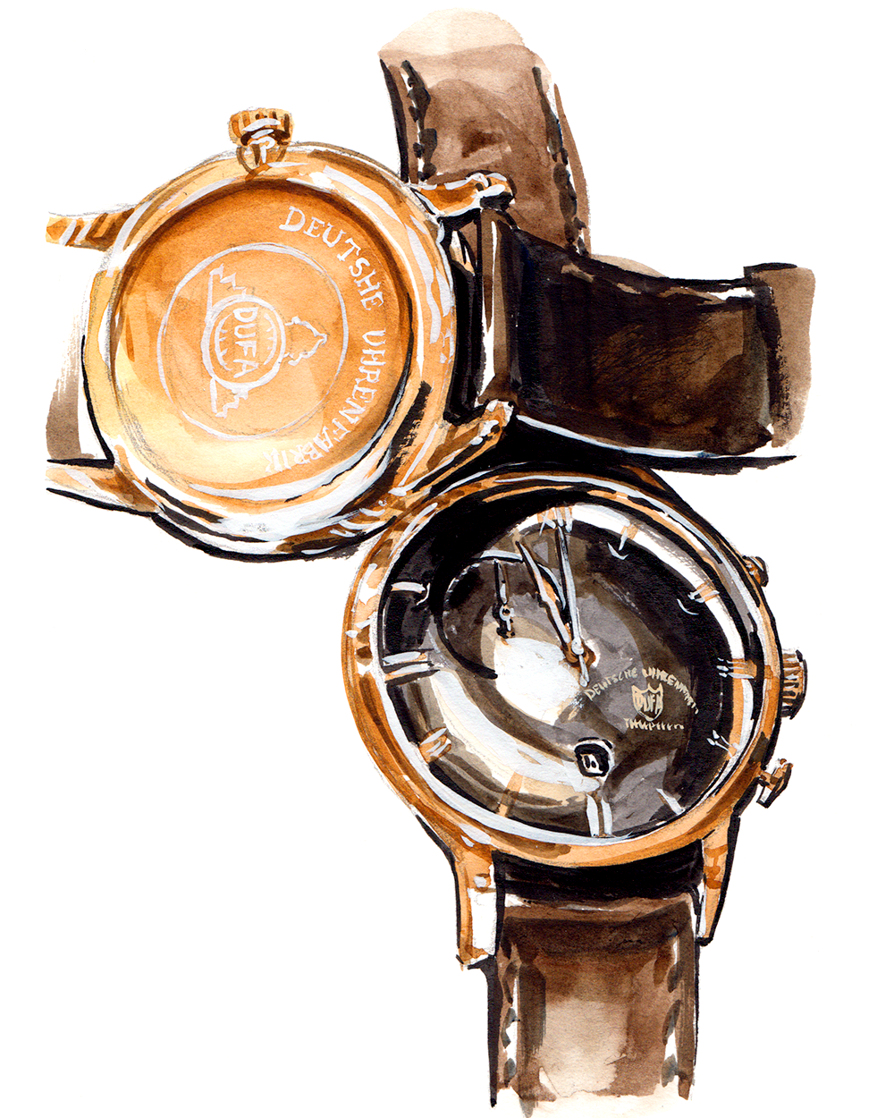 DuFa Watches