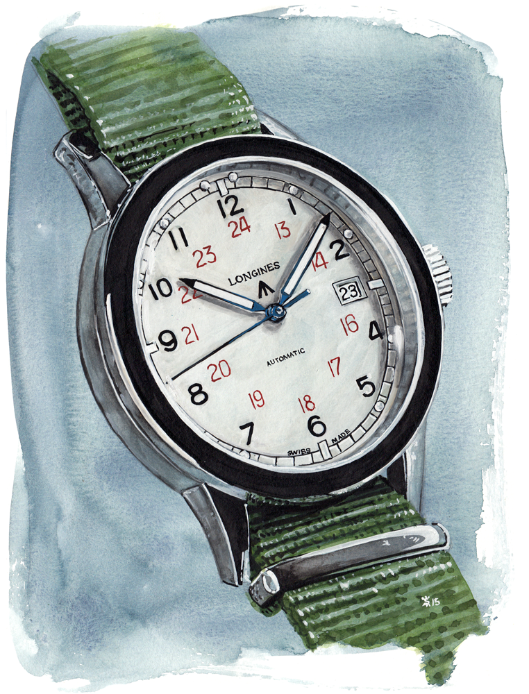 Longines Military COSD