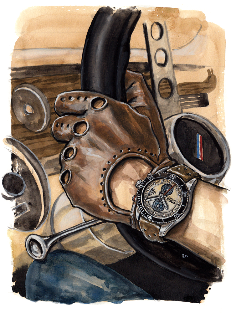 Fossil Driver