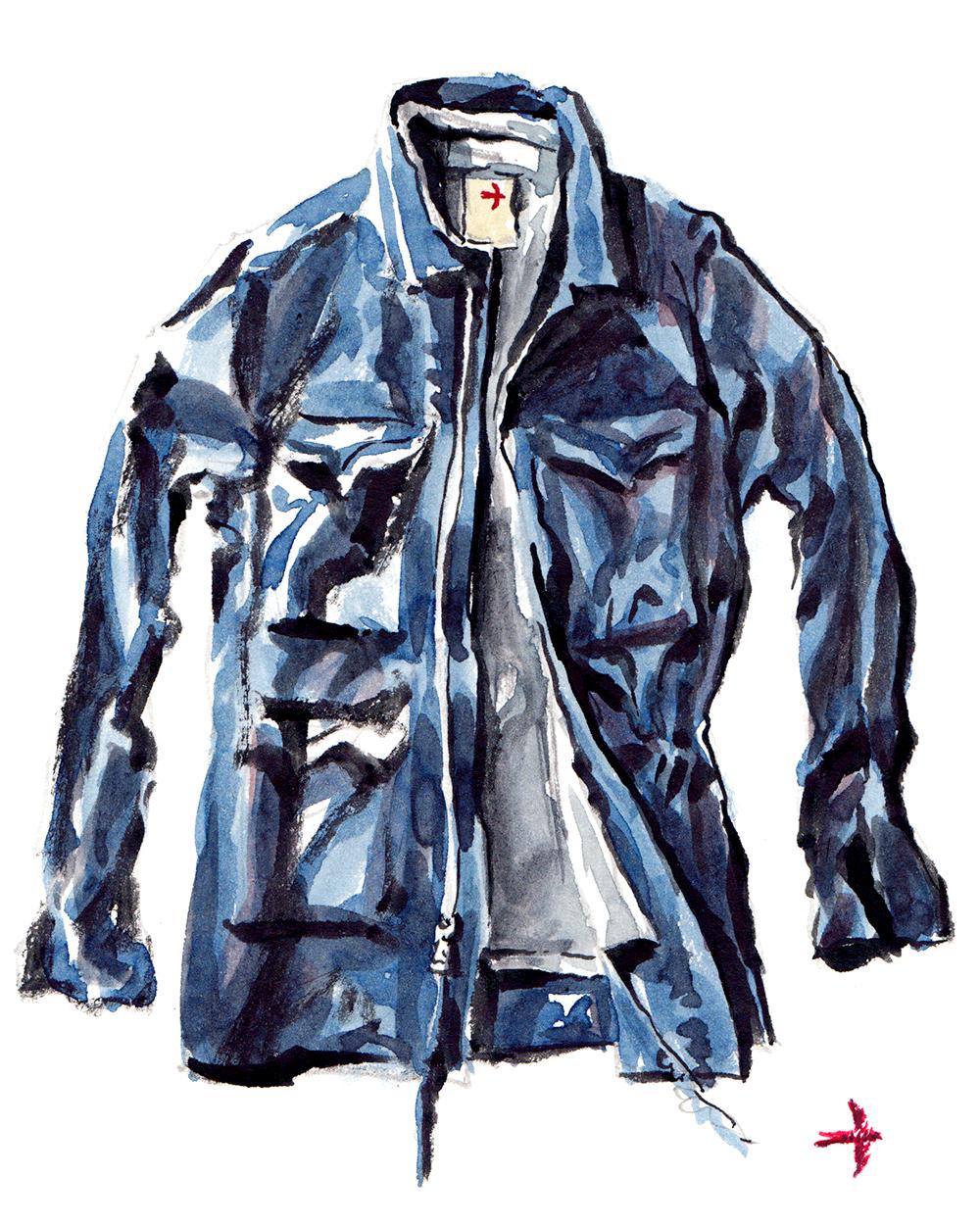 Relwen Combat Jacket