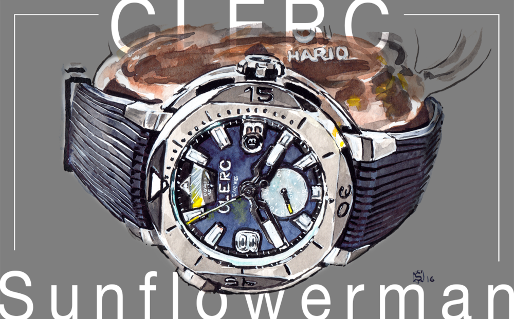 Clerc Watches image header