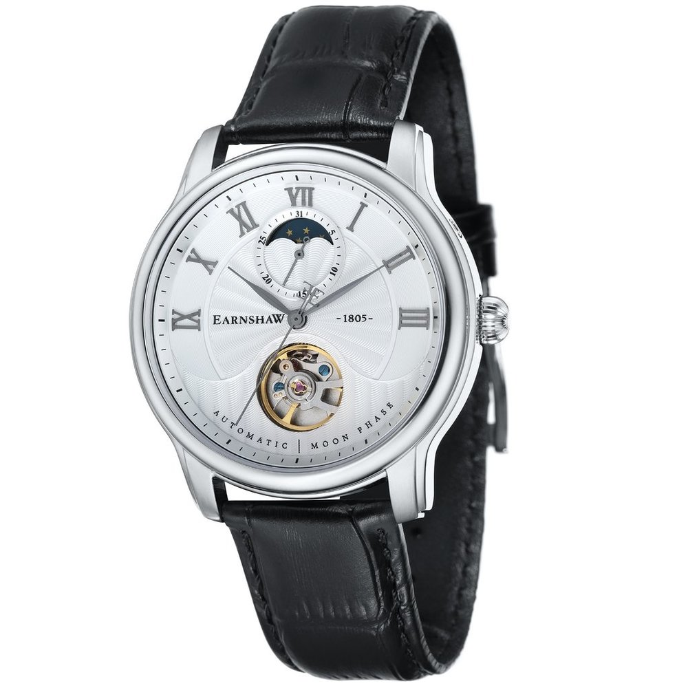 Earnshaw 1805 Longitude Moonphase -