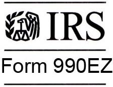 Form 990EZ - Short Form