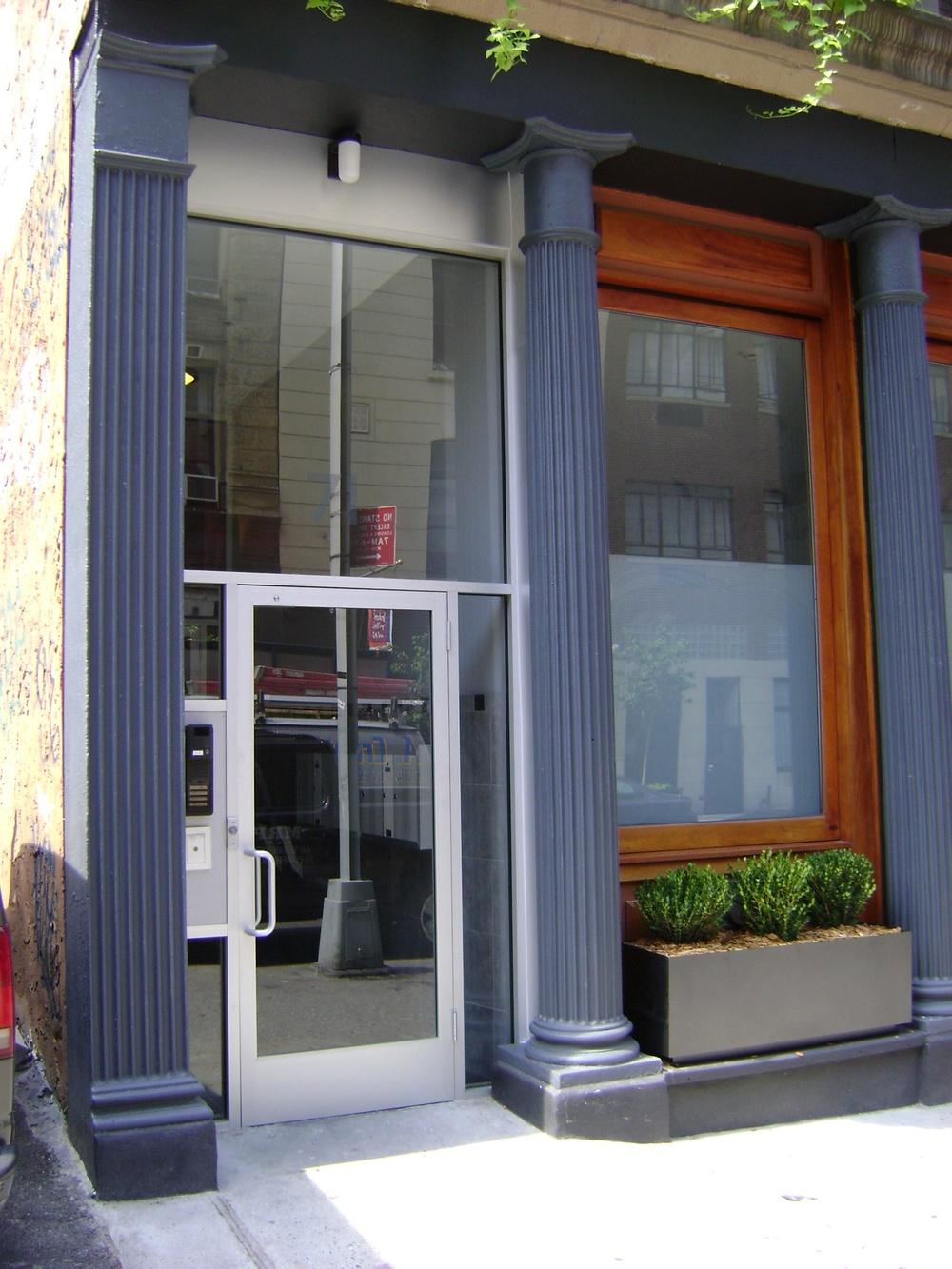 Aluminum Doors Vistawall Aluminum Doors