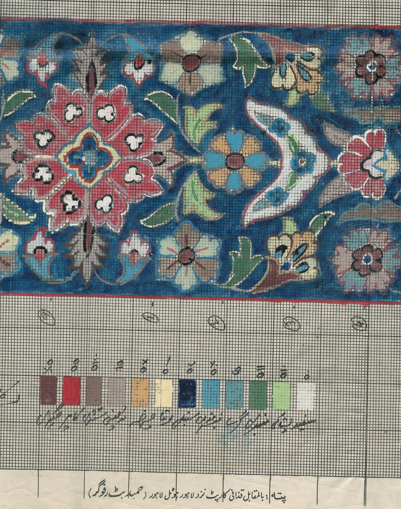 Oriental Rug Designs Oriental-rug-graph_sample