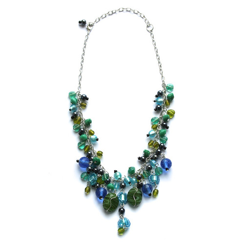 mardi j a toy metallic gras necklace green necklaces tmp us beads wholesal catalog bead products images