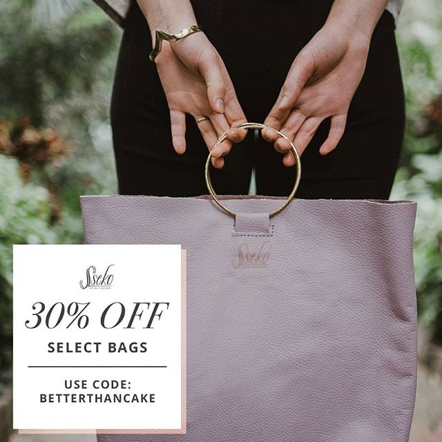 Today only 7/13 ✨ From trendy ring totes and pouches to tropical print bags and little clutches, you're going to go nuts for today's sale! Take 30% off select bags today only!Promo Code: BETTERTHANCAKE — Sseko's annual birthday sale IS HERE! They're celebrating with seven days of flash sales. [LINK IN BIO] for today's deal! . . #sseko #ssekostyle #ssekodesigns #ssekofellow #ssekosandals #ssekofellows #ssekos #fairtrade #handmade #ethicalfashion #fashionforgood #shopforgood #ethicalliving #giveback #ethical #ethicallysourced #downtownmckinney #fairforall #livelifefair #fairher #fairtuesday #chooseartisan #givebetternotmore