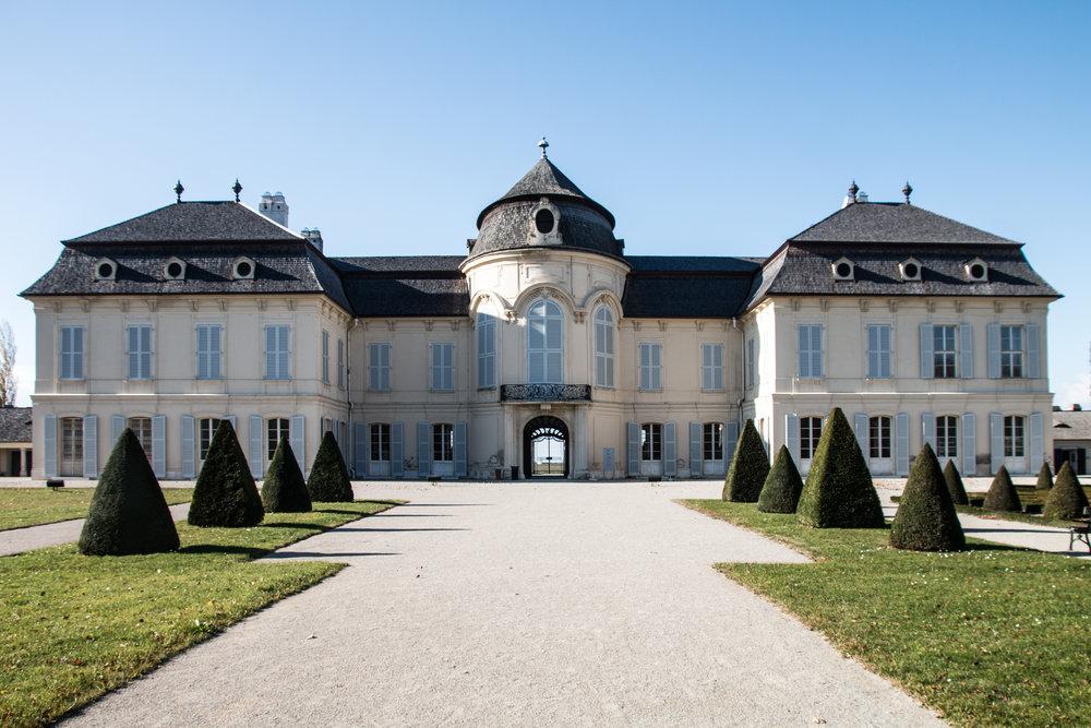 Schloss Niederweiden   EOS 70D - F/8 - 1/250 Sek - ISO 200 - 18mm