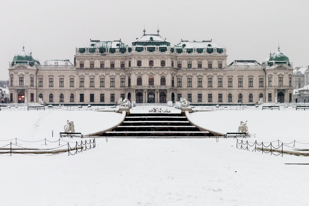 1030 Wien - Schloss Belvedere   EOS 70D - F/5,6 - 1/200 Sek - ISO 800 - 43mm
