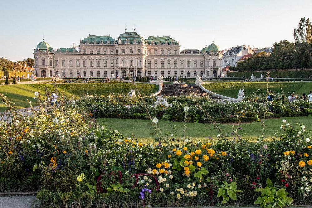 1030 Wien - Schloss Belvedere