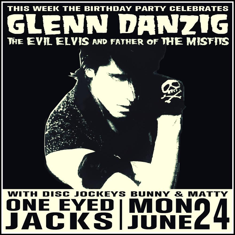 Glenn Danzig: The Birthday Party