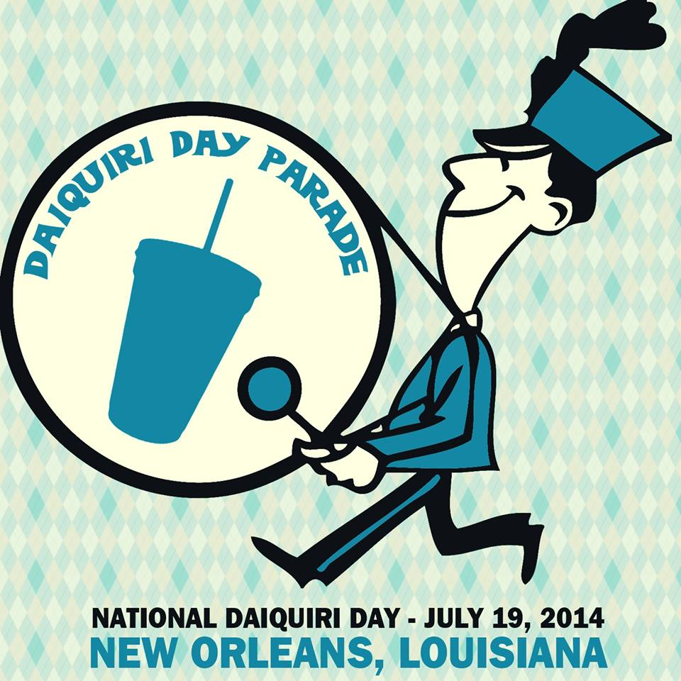 Click to learn about the Annual Daiquiri Day Parade.