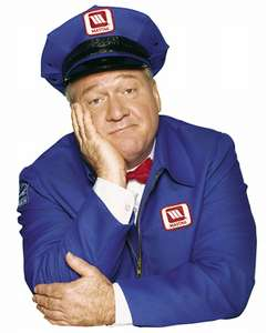 The MayTag repairman