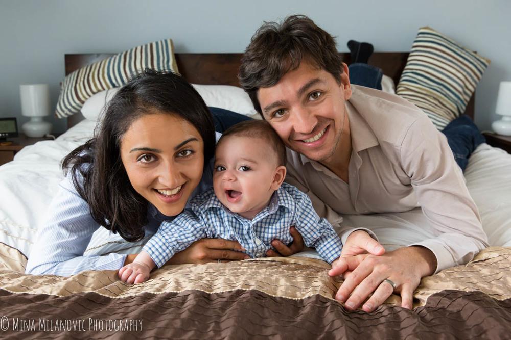 Mina Milanovic Islington Family Photography