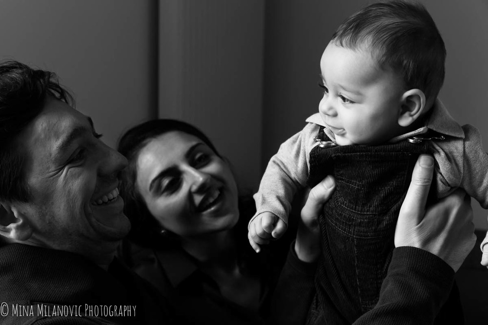 Mina Milanovic Family Photography, Camden, North London