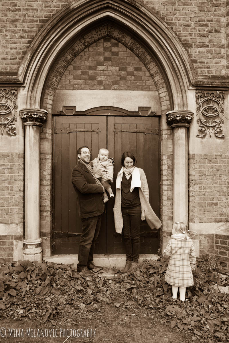 Mina Milanovic Family Photography Ealing West London