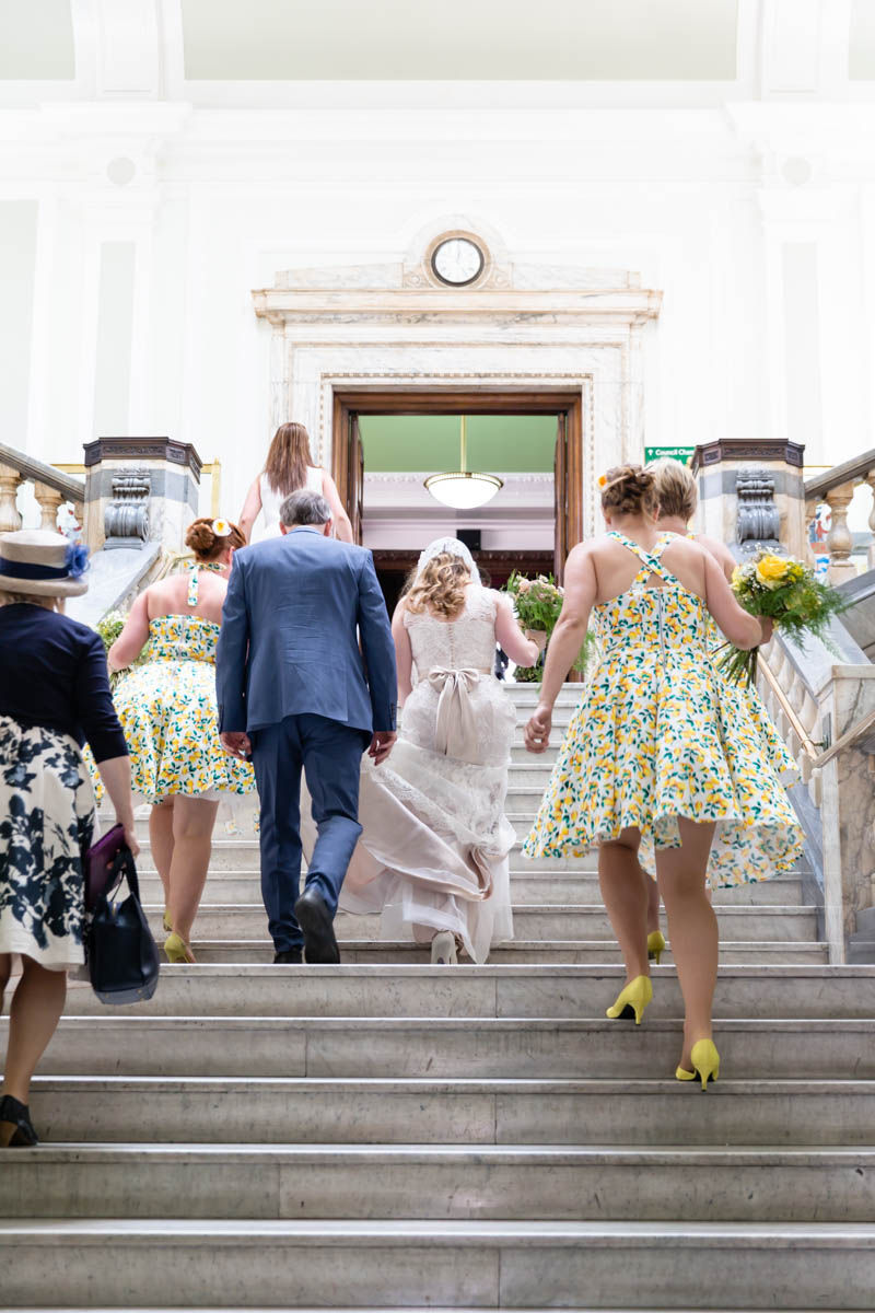 Islington Wedding Photographer | London wedding ceremony
