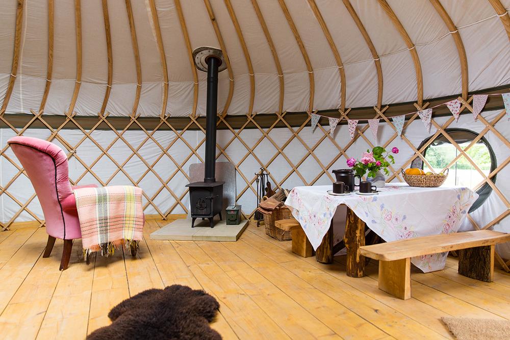 Surrey Hills Yurts