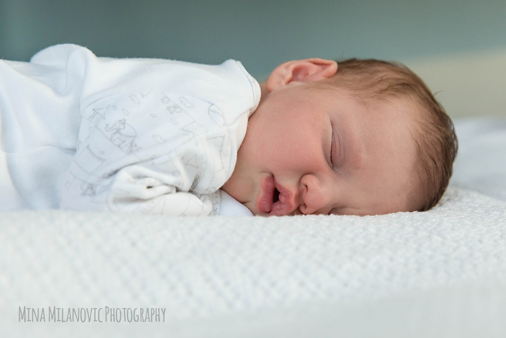 Mina Milanovic Newborn Photography