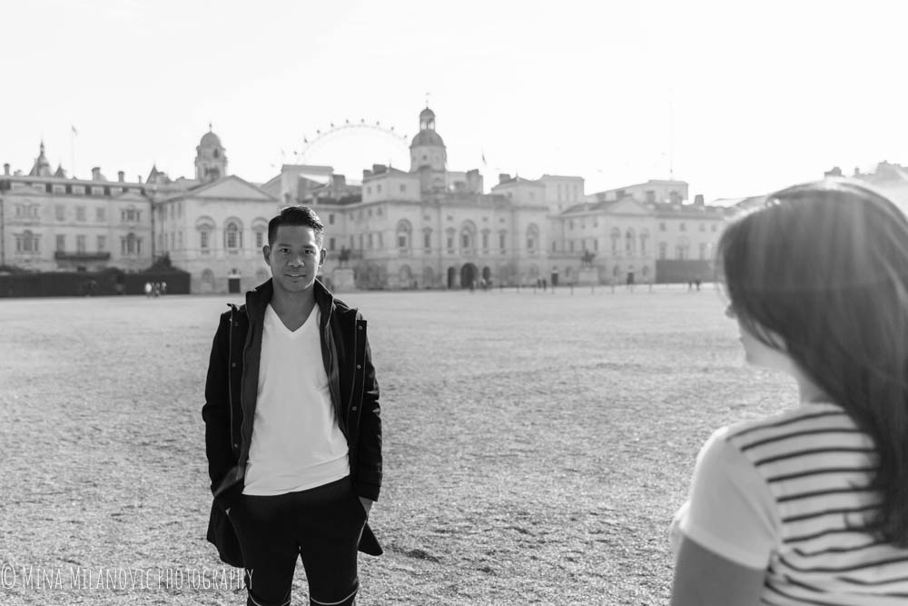 London Wedding Photographer | Engagement photo session