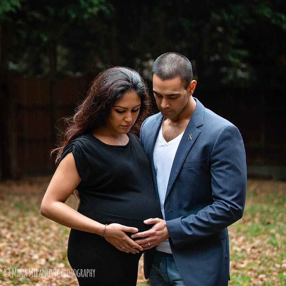 Maternity photographer Dorking