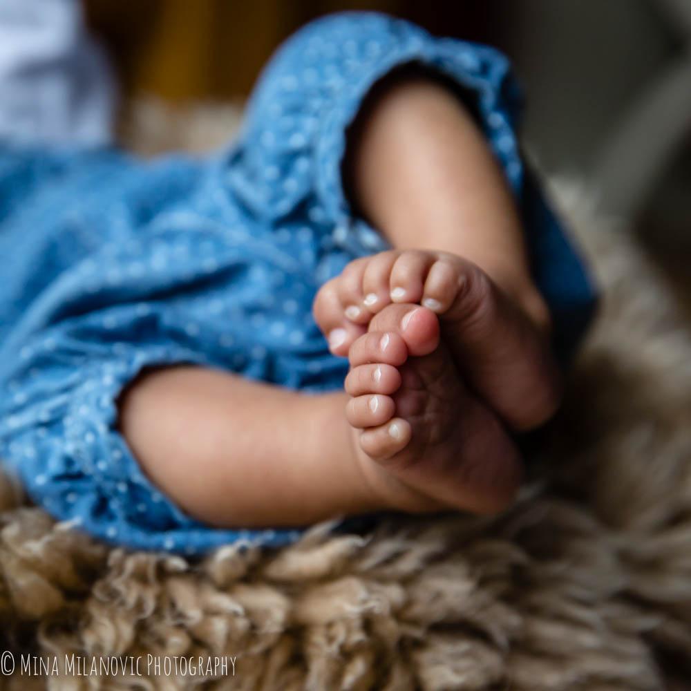 Mina Milanovic Newborn Photography