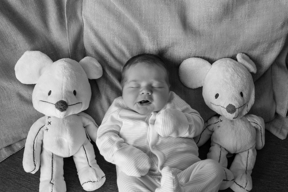 Richmond and Surrey Newborn and family photographer