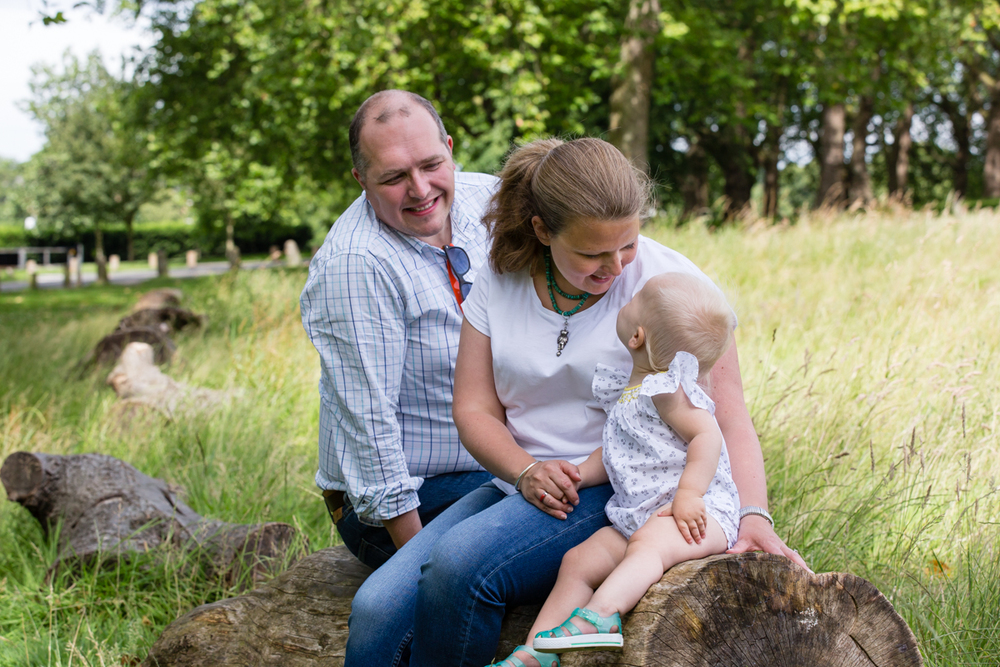 East Dulwich family photographer