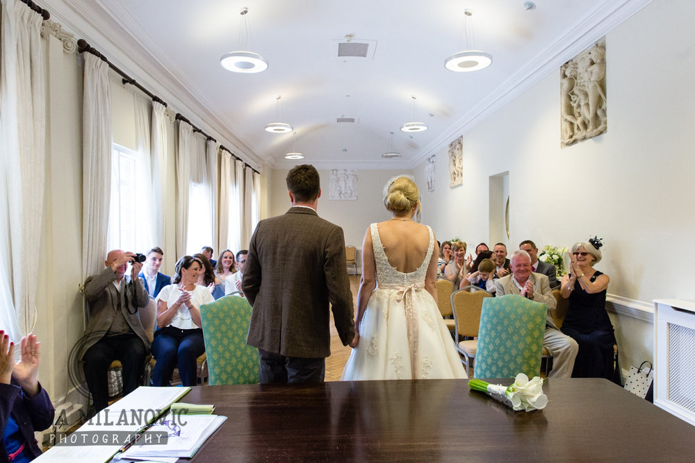 York House Twickenham Wedding Photography