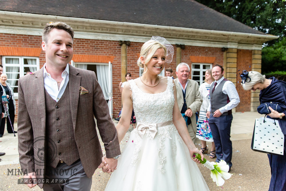 York House Twickenham Wedding Photography