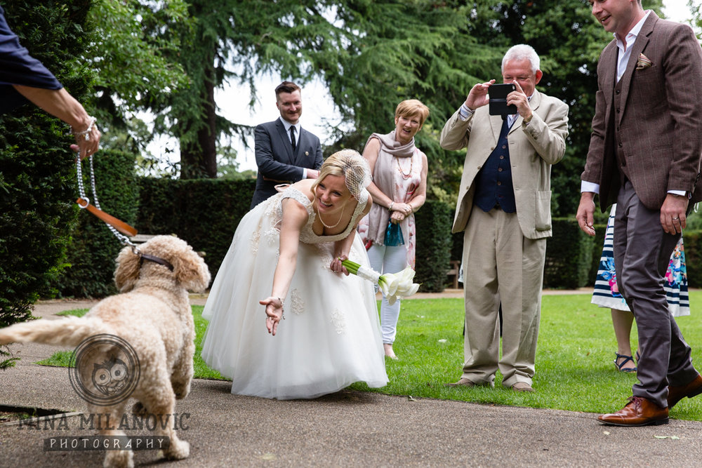 York House and Gardens Wedding Twickenham Wedding Photographer