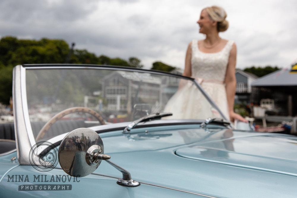 Richmond and Twickenham Riverside Wedding