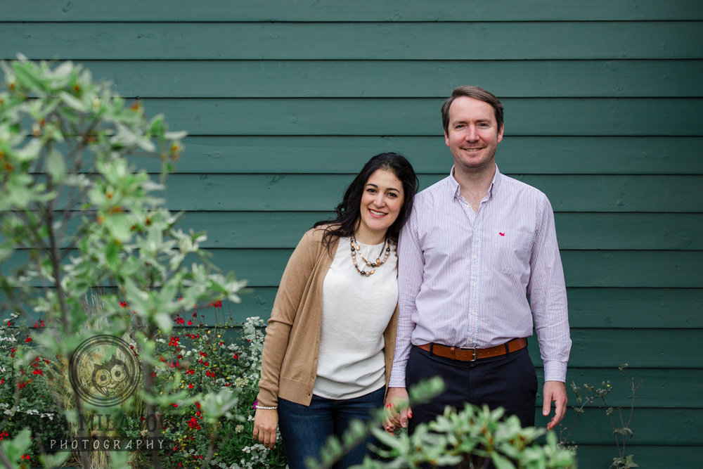 Richmond Wedding Photographer | Engagement photoshoot