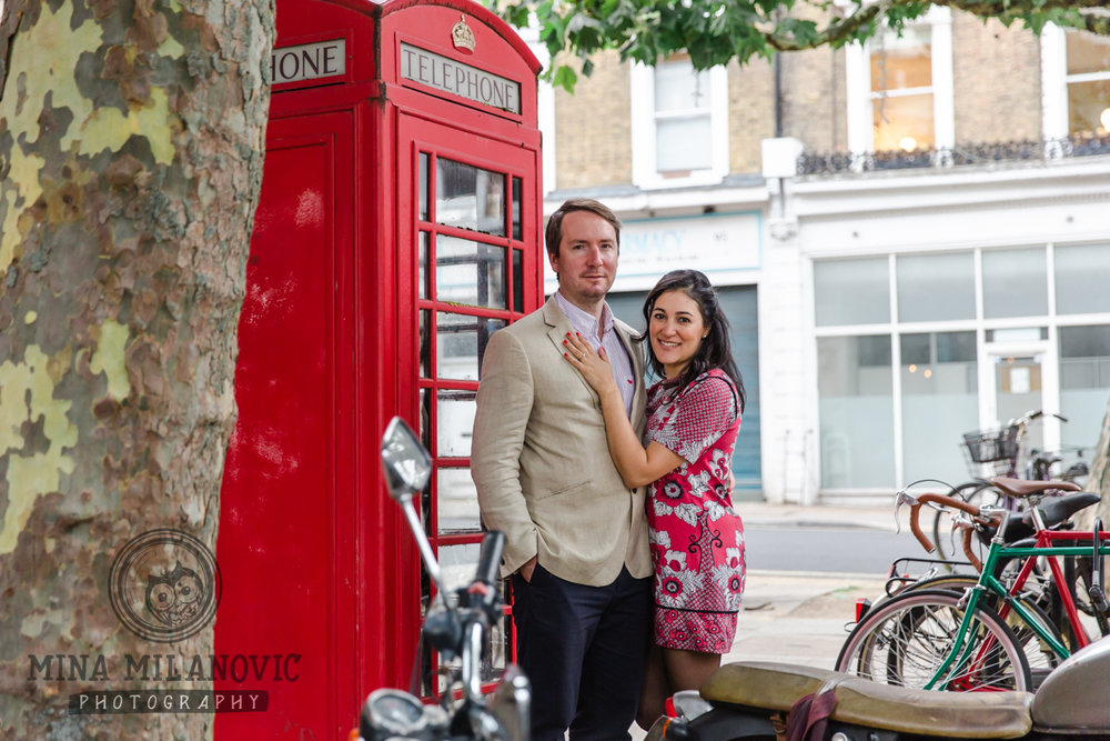 Primrose Hill Lodnon wedding photographer
