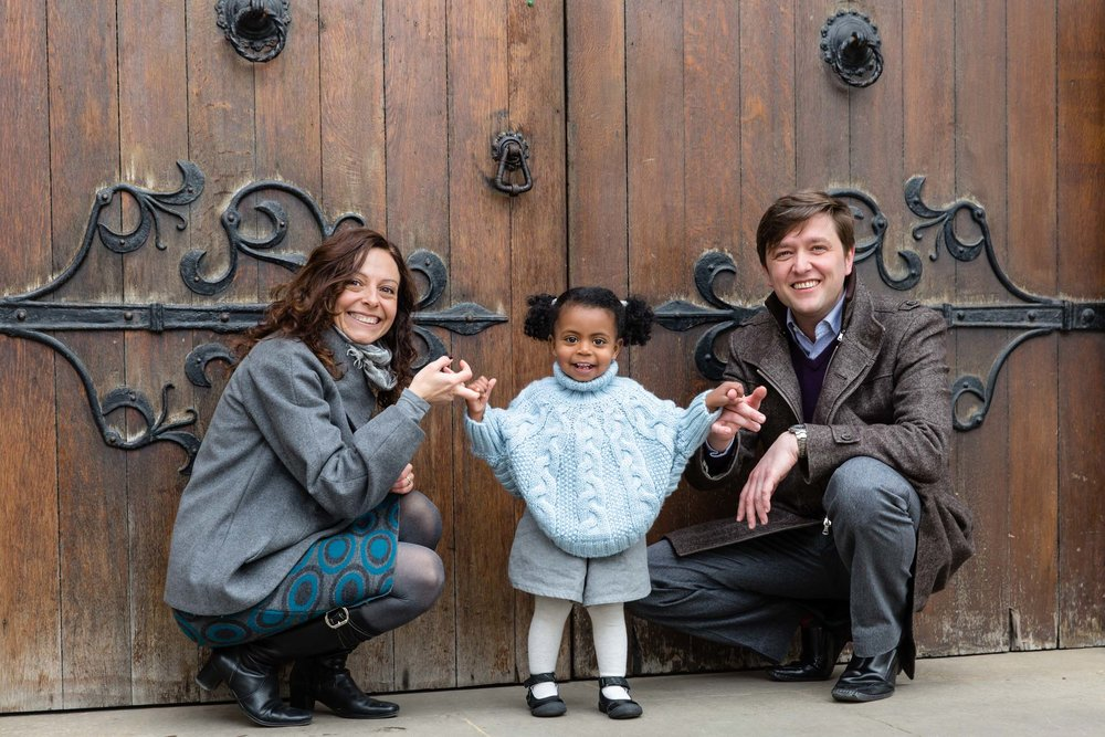 London Adoption Photographer