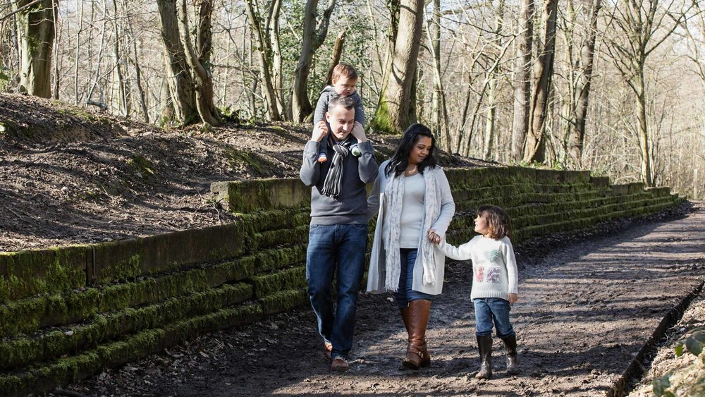 Surrey family and child photographer