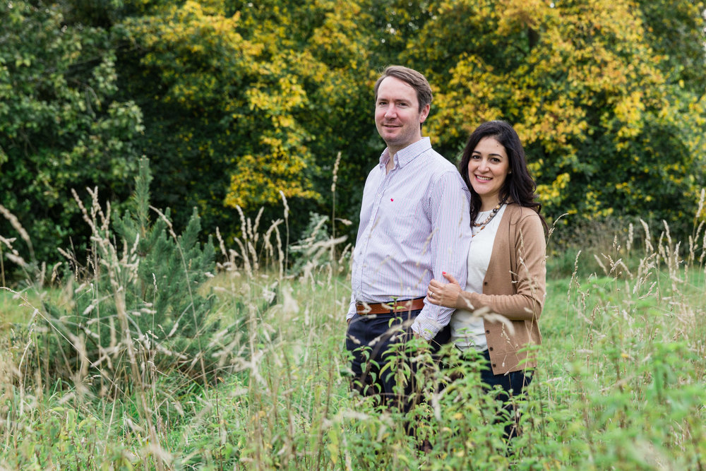 Richmond Engagement Photographer
